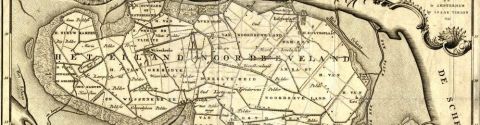 SITE_HEADER_kaart noordbeveland ca. 1751