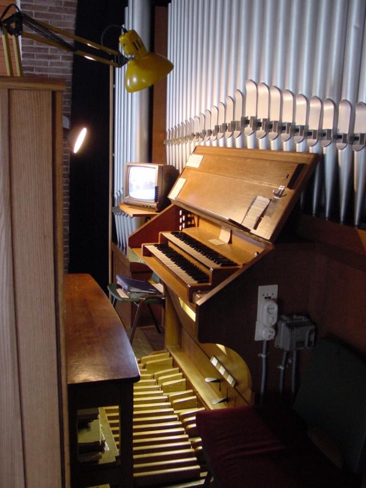rondleiding – 13 orgel